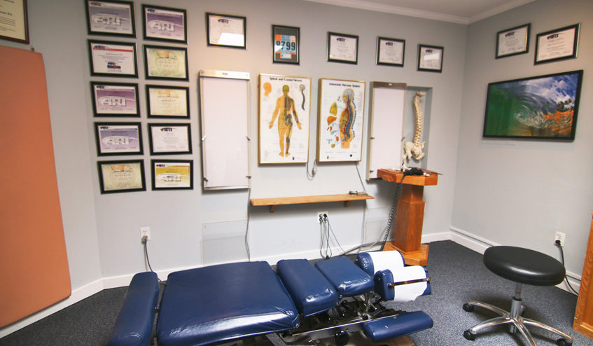 Dr. Mark Kemenosh and Associates Treatment Room 1
