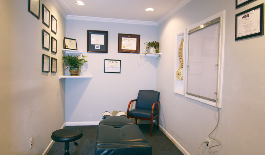 Dr. Mark Kemenosh and Associates Treatment Room 2