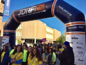 team-jdrf-south-jersey-starting-line