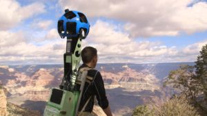 google-trail-hike-back-pack-guy-at-grand-canyon