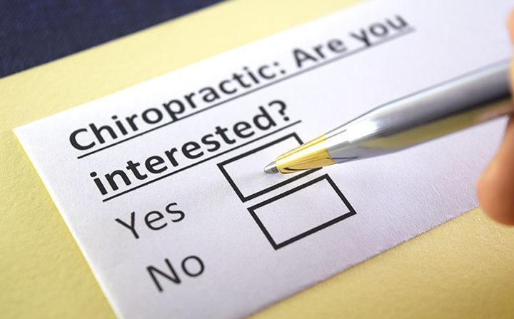 career in chiropractic