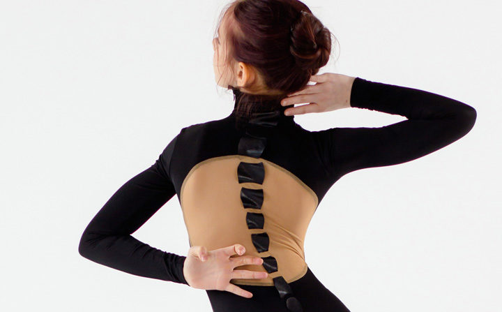 Getting ahead of the curve: dance and lordosis