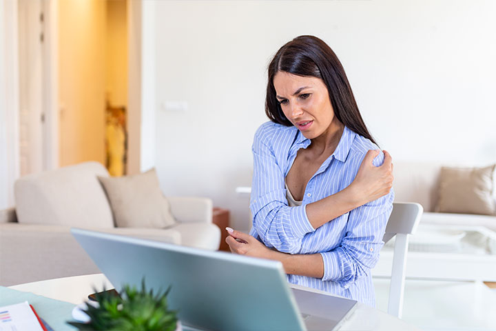 Crunching the numbers: how many are In pain from working at home?