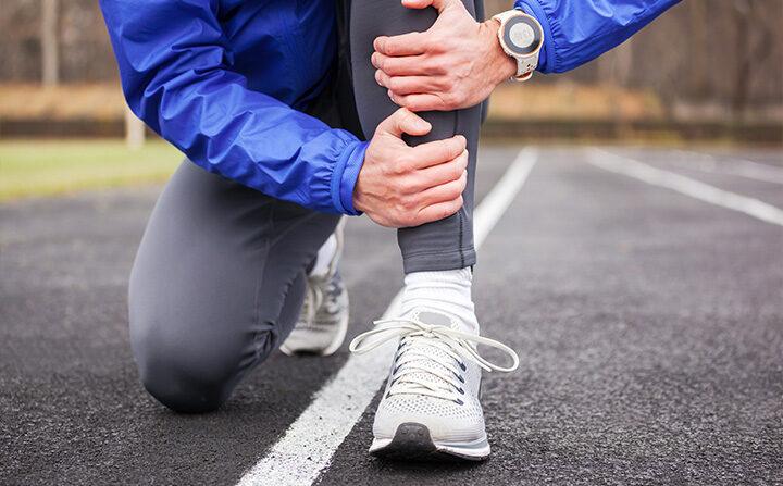 Don't ignore shin splints