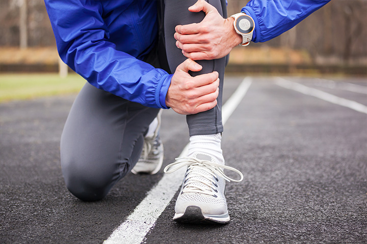 Don't ignore shin splints