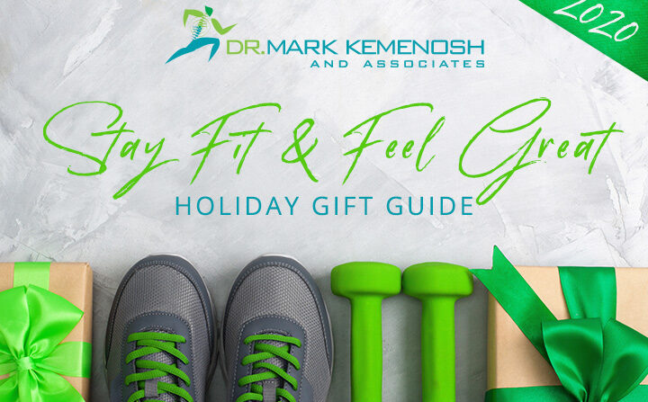 Dr. Mark's 2020 Stay Fit & Feel Great Holiday Gift Guide