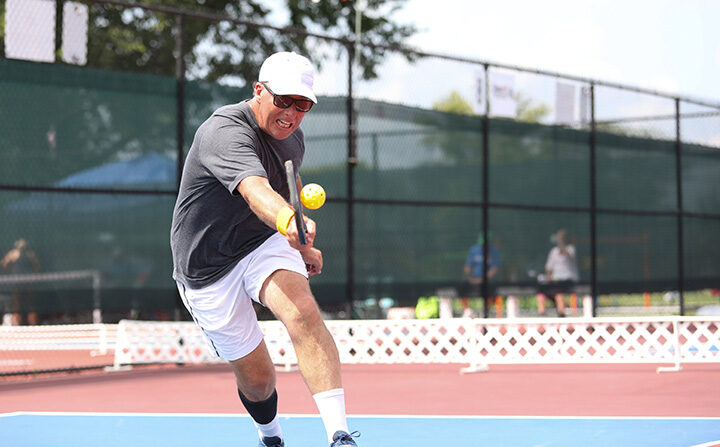 Staying safe on the pickleball court: good advice for every age